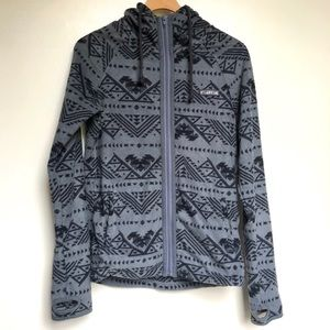 Billabong zip-up aztec jacket
